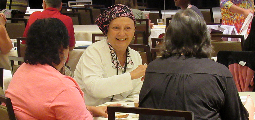 Living Beyond Breast Cancer Conference Attendees
